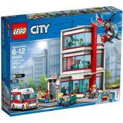 Lego 60204 City - Hospital da Cidade Lego City -861 peças
