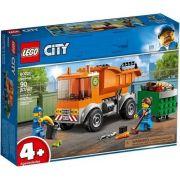 Lego 60220 City  Caminhão de Lixo – 90 peças
