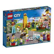 Lego 60234 City Pack Pessoas Parque Diversões – 183 peças