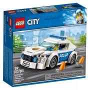 Lego 60239 City - Carro Patrulha da Polícia – 92 peças