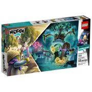 Lego 70420 Hidden Side - Mistério do Cemitério Com APP – 335 peças