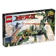 Lego 70612 Ninjago Filme -  Dragão do Ninja Verde – 544 peças