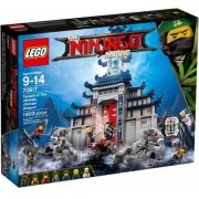 Lego 70617 Ninjago O Filme -  Templo Final Super Poderoso 1403 peças