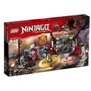 Lego 70640 Ninjago - Quartel General dos Filhos de Garmadon 530 peças