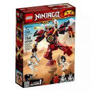 Lego 70665 Ninjago Legacy - o Robô Samurai – 154 peças