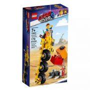 Lego 70823 Movie - O Filme 2 - Triciclo Do Emmet – 174 peças