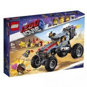 Lego 70829 Movie - O Filme 2 - O Buggy De Fuga Do Emmet E Lucy – 550 peças