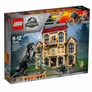 Lego 75930 Jurassic World - Indoraptor Fúria Estado Lockwood 1019 peças