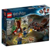 Lego 75950 Harry Potter - O Covil De Aragogue  - 157 peças
