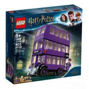 Lego 75957 Harry Potter - Nôitibus Andante – Ônibus Roxo Tres Andares – 403 peças