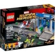 Lego 76082 – Super Heroes – Combate no Caixa Eletrônico - 185 peças