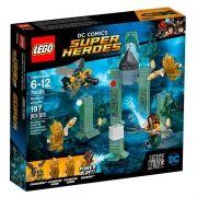 LEGO 76085 DC Comics Liga da Justiça Batalha em Atlantis – 197 peças