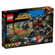 LEGO 76086 DC Comics Liga da Justiça - Ataque Noturno no Túnel – 622 peças