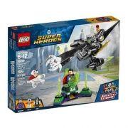 Lego 76096 Super Heroes Liga da Justiça - Superman & Krypto – 199 peças