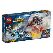 Lego 76098 Super Heroes Liga da Justiça - Perseguição Congelante em Alta Velocidade