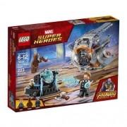 Lego 76102 Vingadores – Procura da Arma Machado de Thor – 223 peças