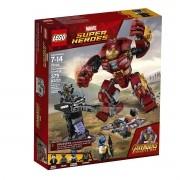Lego 76104 Vingadores – Ataque Destruidor de Hulkbuster – 375 peças