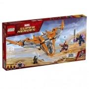 Lego 76107 Vingadores Guerra Infinita – Thanos A Batalha Final - 416 peças