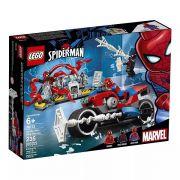Lego 76113 Heroes - Resgate de Motocicleta do Homem Aranha – 235 peças