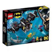 Lego 76116 DC-   Batman e Aquaman Confronto Subaquático – 174 peças