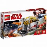 Lego 75176 Star Wars Resistance Transport Pod - 294 peças