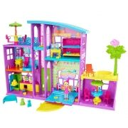 Mega Casa de Surpresas da Polly Pocket - Mattel