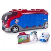 Patrulha Canina Caminhão De Resgate Missão Patinhas + Robo Dog Sunny