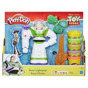 Play Doh  Disney - Toy Story 4 - Buzz Lightyear e Woody - Hasbro