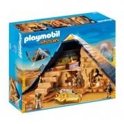 Playmobil 5386 History Egito Pirâmide do Faraó Sunny