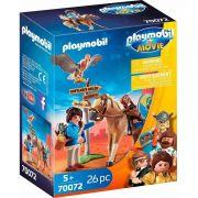 Playmobil 70072 O Filme - Marla Com Cavalo - Sunny
