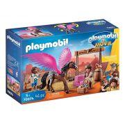 Playmobil 70074 O Filme - Marla e Del com Pegasus - Sunny