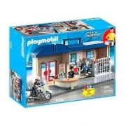abd374605e0 Playmobil City Action Estação Comando da Policia - Sunny