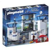 Playmobil City Action Policial Complexo Penitenciario  - Sunny