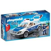 Playmobil City Action Viatura Policial Com Guardas - Sunny