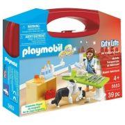 Playmobil City Life Maleta Medico Veterinario 39 peças