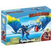 Playmobil Como Treinar O Seu Dragão - Astrid e Tempestade - 11 peças