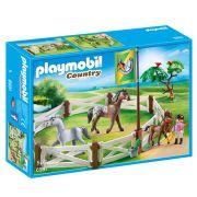 Playmobil Country Cercado de Cavalos  - Sunny