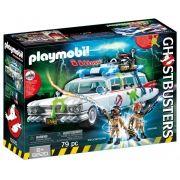 951933f9f21 Playmobil Ghostbusters Veículo Com som e luz Caça-fantasmas Ecto-1 - Sunny