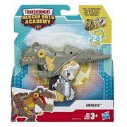 Playskool Transformers Rescue Bots Academy 2 em 1-  Grimlock 12 cm -  Hasbro