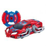 R/C Carrinho de Controle Remoto Spiderman  Web Crasher - Candide