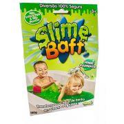 Slime Baff Verde – Transforma água Banho em Gosma Pegajosa 150gr - Sunny