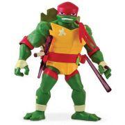 Tartarugas Ninja Ascensão – Raphael Luxo Gigante Articulado 28 cm Com 4 Acessorios - Sunny