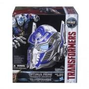 Transformers 5 Capacete Optimus Prime Edição Luxo - Hasbro