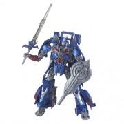 Transformers 5 Leader Class Premier Luxo 22cm – Optimus Prime - Hasbro