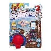 Transformers BotBots – Com 5 Bonecos - Esquadrão Limpeza - Hasbro