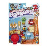 Transformers BotBots – Com 8 Bonecos - Gangue Calórica - Hasbro