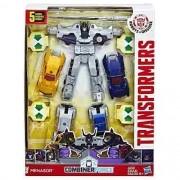 Transformers CombinerForce Luxo Indisguise Menasor  – 5 Robos   - Hasbro