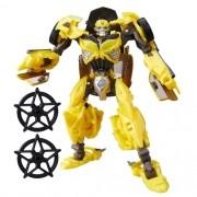 6093b16e50c Transformers Filme 5 Deluxe Bumblebee 13cm - Hasbro