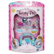 Twisty Petz – Surpresa Rara C/3 - Sunshiny Pony e Posie Poodle - Série 1 – Sunny