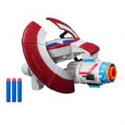 Vingadores Ultimato Capitão América Escudo Lançador Nerf   Hasbro